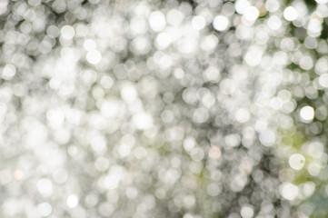 White sparkles background