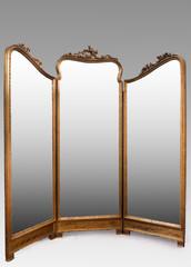 grande specchio antico