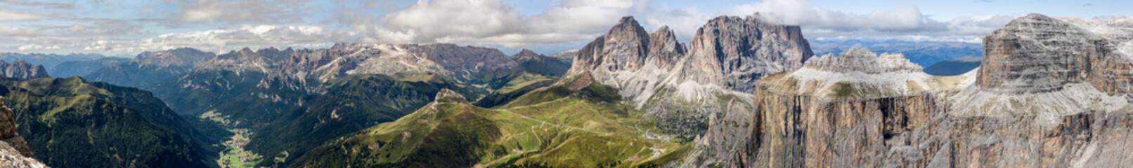 Dolomites Panorama