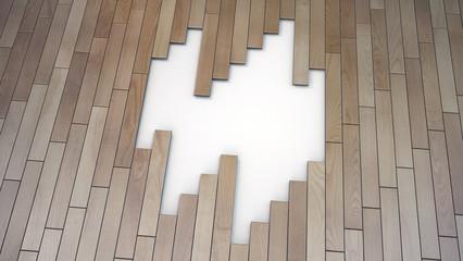 wooden laminate 4