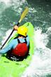 Kayaking as extreme and fun sport - 71586041