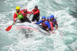 Rafting as extreme and fun sport - 71586296