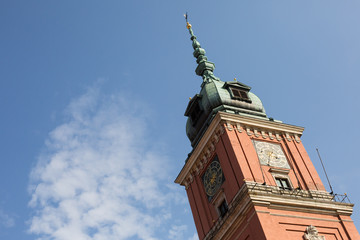 Tower of the Royal Castle, Warsaw