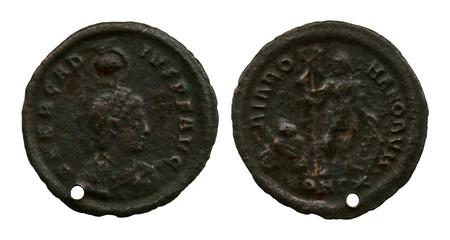 Centenionaliy, Arkadius, Byzantine Empire
