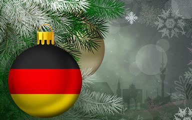 Happy New Year, Germany