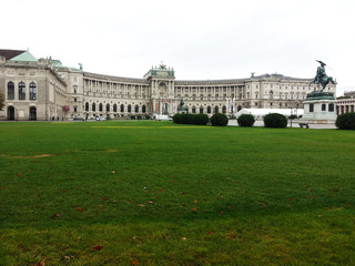 Hofburg Palace of Vienna