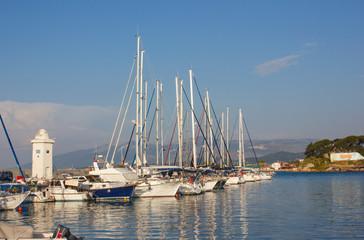 Marina in Urla