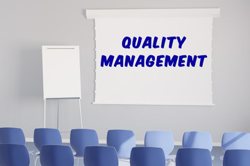 Seminar zum Thema Quality Management