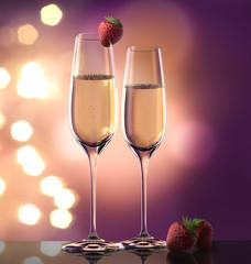 Champagner und Erdbeeren 2