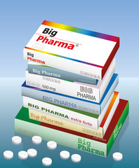 Big Pharma Medicine