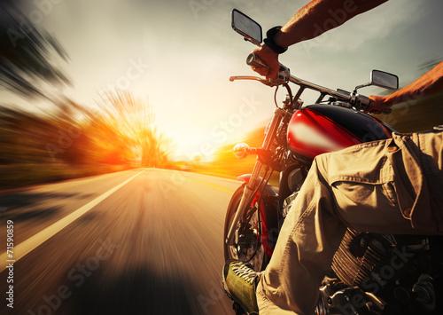 Poster Biker