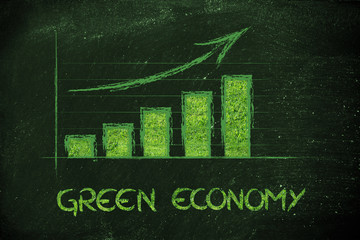 the rise of green economy