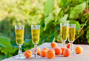 Apricot liquor