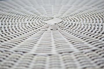 Плетеный  стол / Wicker table