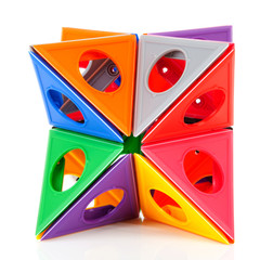 colorful plastic toy
