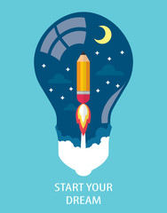 START YOUR DREAM