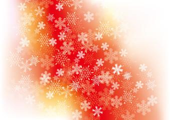 クリスマス_雪_ふわ
