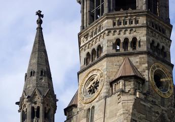 Uhren der Kaiser Wilhelm Gedächtniskirche