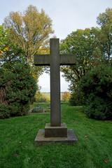 Kreuz im Park