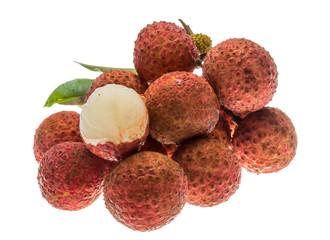 Asian fruit lychee