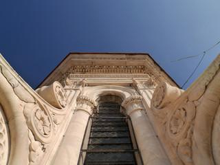 tragaluz cúpula Santa Maria del Fiore, Firenze, Italia
