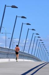 Sundale Bridge in Gold Coast Queensland Australia
