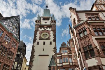 Freiburg im Breisgau, Martinstor 002