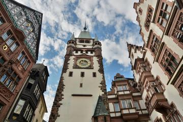 Freiburg im Breisgau, Martinstor 001