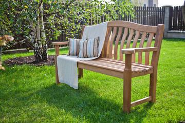 Садовая скамья / Garden seat