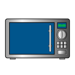Microwave icon.
