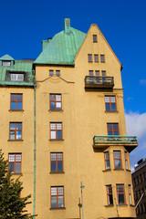 Jugendstil in Helsinki