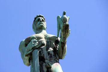 Monument of Belgrade winner