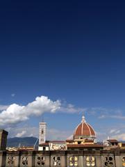 Santa Maria del Fiore, Florencia, Italia