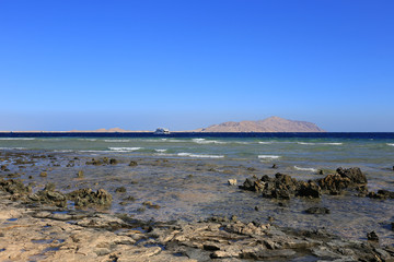Seaside in Sharm El-Sheikh