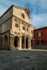 Abbazia di San Zeno, Chiesa, Pisa