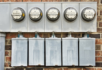 Electric Meters For Multi-Family Apartments