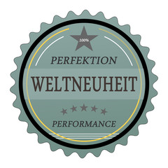 ql74 QualityLabel - Perfektion Weltneuheit Perform. türkis g2051