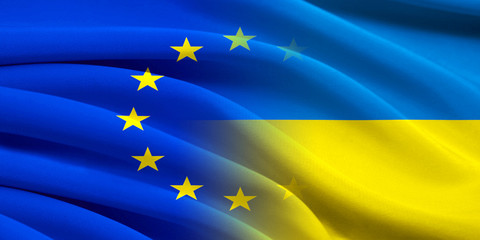 EU and Ukraine.