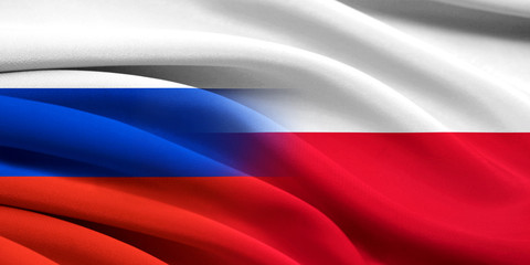 Poland and Russia.