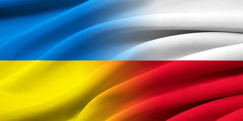 Poland and Ukraine.