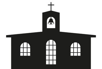 Kirche, icon