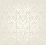 Fototapety Bright luxury vintage wedding seamless wallpaper  background