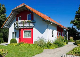 Haus, Eigenheim, Wohnhaus