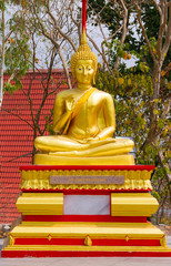 Buddha hill in Pattaya