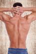 trainierter Rücken