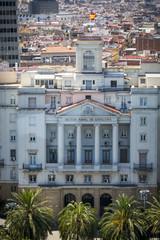 Sector Naval de Catalunya - government building in Barcelona, Sp
