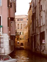 Retro look Venice