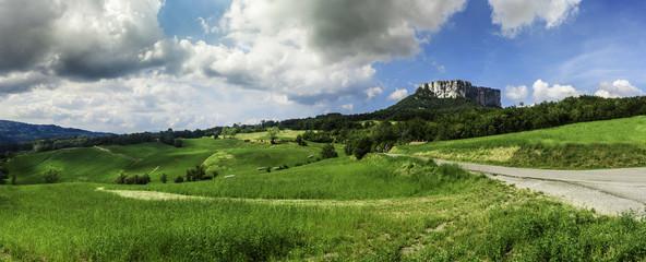pietra di bismantova panorama