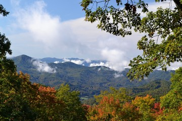 Appalachian Mountain Scene-00