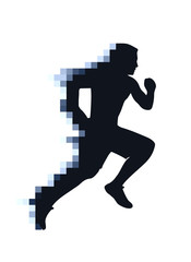 athlete the leaving pixel trace